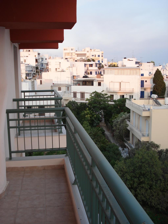 Hotel Ageri balcony