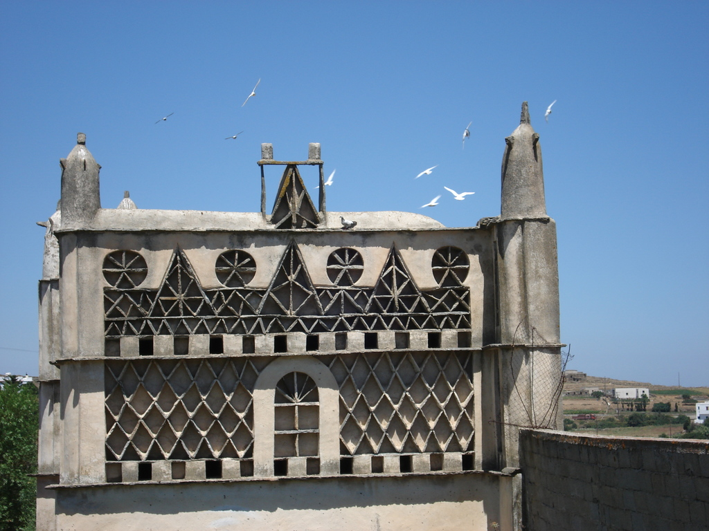 Pigeon House in Tinos